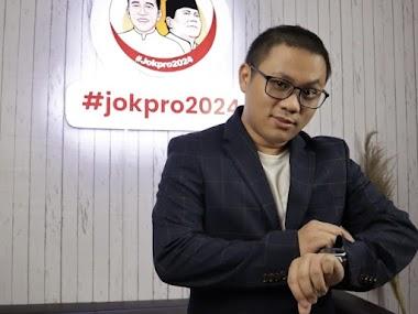 Lagi! Prabowo Puji Jokowi, Relawan JokPro 2024 Makin Pede