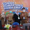 Siswi SMKN 1 Selayar, Evi Damayanti Wakili Sulsel di LKS SMK-XXIX, Ini Harapan Makkasolla