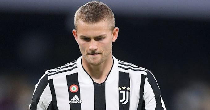 Juventus defender De Ligt offered to Barcelona by his agent