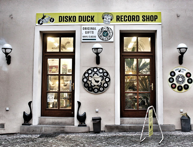 Disco Duck Shop Prague Old town