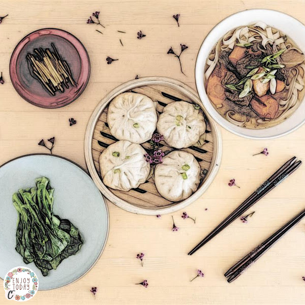 Bao Buns (Baozi)