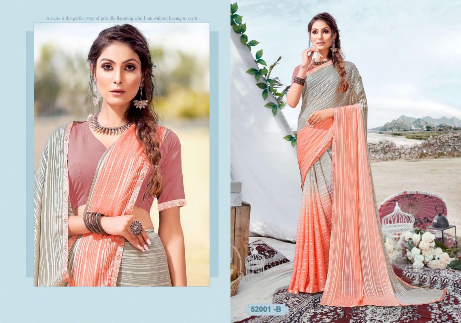 Aishwarya Raj Gharana Sarees Catalog Lowest Price
