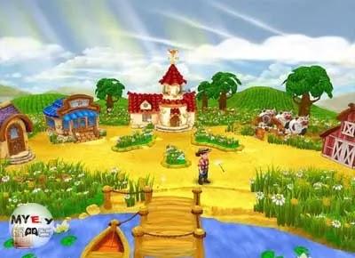 شرح حول لعبة 4 Farm Frenzy للكمبيوتر من ميديا فاير برابط مباشر