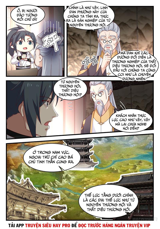 Võ Luyện Đỉnh Phong Chương 1587 - Vcomic.net