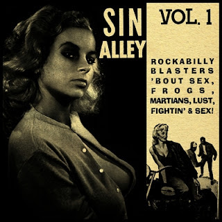 VA - Sin Alley (10 Cd's) @320. With Front Covers