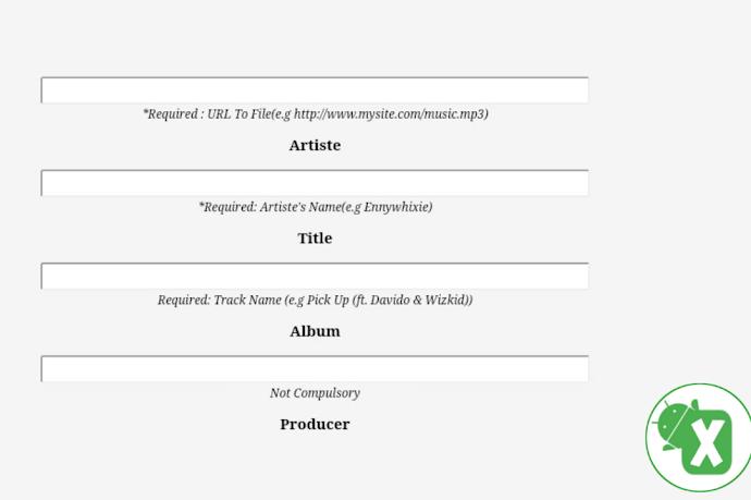Download Mp3 Tag Script + Setup