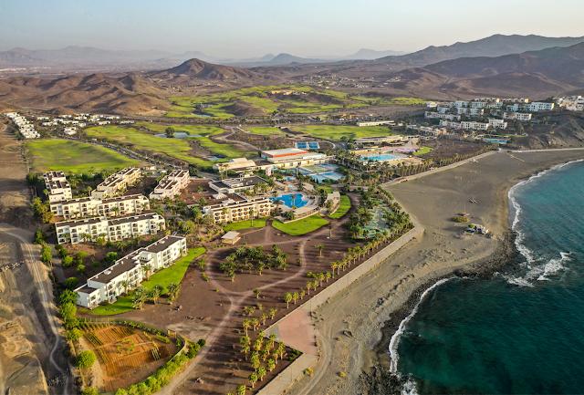 Fuerteventura.- Playitas Resort elegido como centro de entrenamiento oficial del Equipo Olímpico Alemán