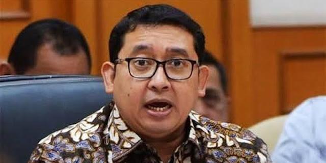 Fadli Zon: Ter*risme di Indonesia Difabrikasi