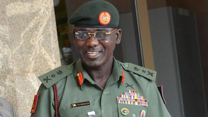 US, other world powers' support on insurgency minimal, says Buratai