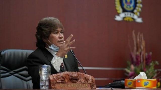 Sering Absen Rapat, Dewan Bontang Sentil Kepala Satpol PP: Apa Sih Susahnya Hadir