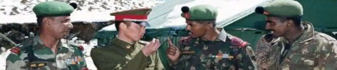 China's Provocative Behaviour, Amassing of Troops Disturbed Peace Along LAC In Eastern Ladakh: India