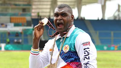 Akhirnya, Papua Dapat Medali Emas di Cabor Atletik