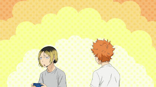 ハイキュー!! アニメ 2期4話   孤爪研磨 日向翔陽 犬岡走   HAIKYU!! Season2 Episode 4