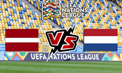 لاتفيا و هولندا بث مباشر