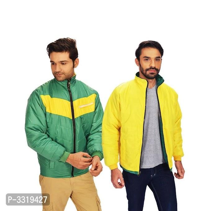 Reversible Bomber Jacket For Men (Pack of 2) | Jacket For Men Online Shopping | Mens Jacket Online |
