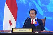Presiden Jokowi Ajak Pemimpin Asean Perangi Diskriminasi dan Politisasi Vaksinasi