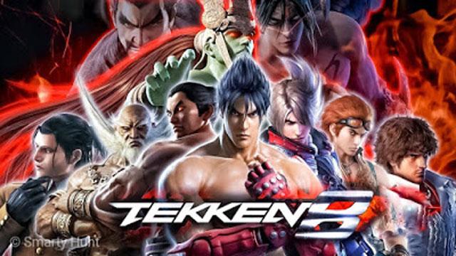 تحميل لعبة تيكن 8 Tekken على محاكى ppsspp من ميديا فاير