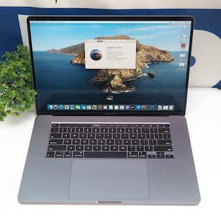 Macbook Pro 16 Retina With Touchbar 2019