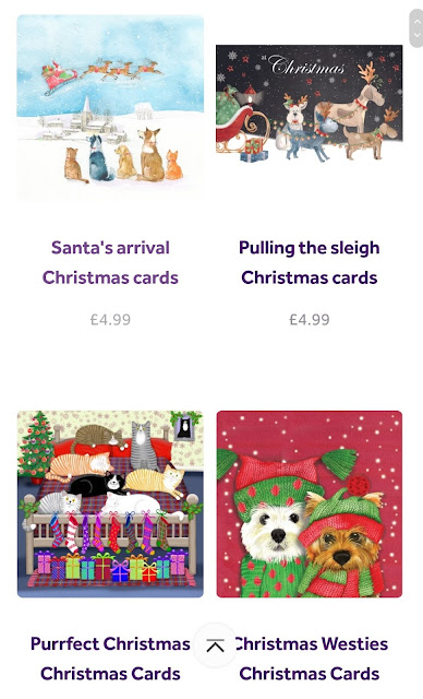 Meghan remains patron of the UK animal welfare charity Mayhew UK. Each year the charity sells a selection of reasonable priced Christmas cards, wrapping paper and gifts as a fund raiser. I am pleased to let you know that their 2021 Christmas shops is now open.