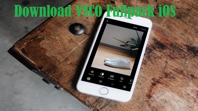 Download VSCO Fullpack iOS