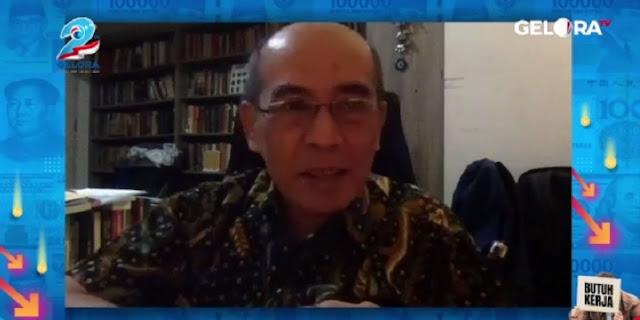 Faisal Basri: Bunga Utang di Angka 21%, Negara Tidak Punya Uang Biayai Proyek Jakarta Bandung