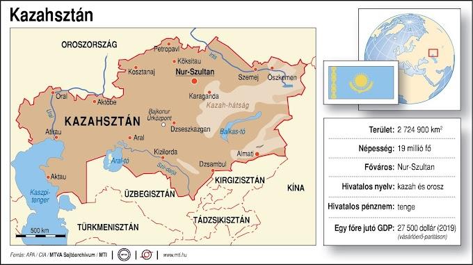 Magyar nyelvi labor kezdte meg működését Kazahsztán egyik legjelentősebb egyetemén