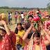 नवरात्रा को लेकर 551 कुंवारी कन्याओं द्वारा निकाली गई कलश यात्रा