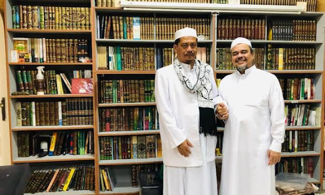 Seruan Habib Rizieq kepada Umat Islam di Hari Kesaktian Pancasila