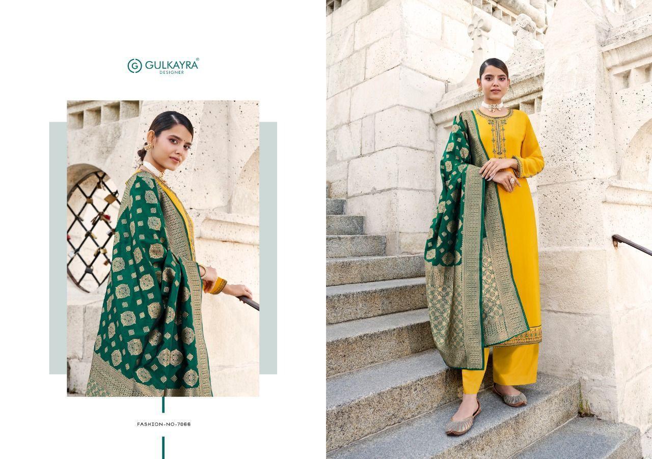 Gulkayra Designer Mahek Plazzo Style Suits Catalog Lowest Price