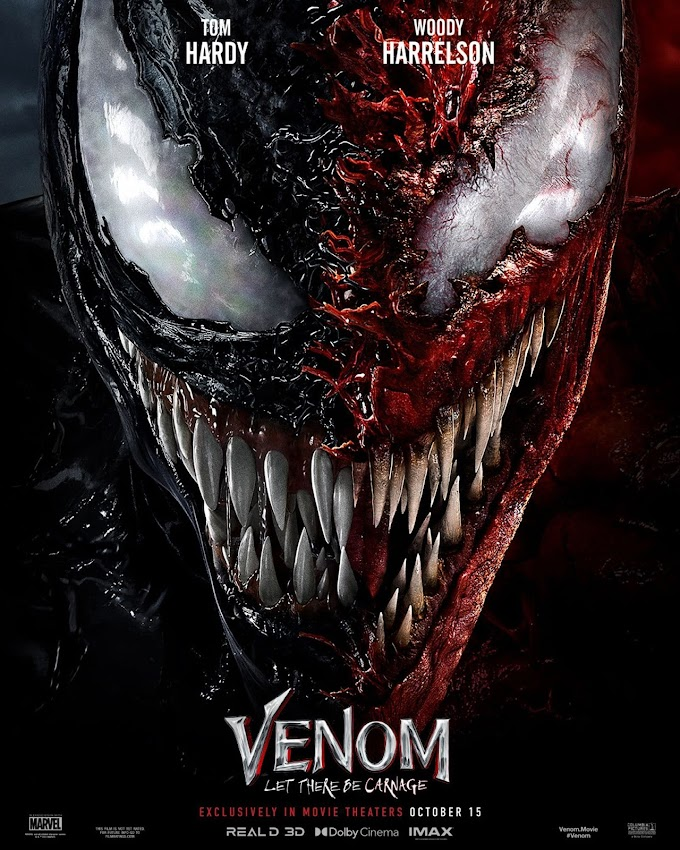 Venom: Let There Be Carnage (2021) V2-HDTS [Hindi (Clean) & English] 1080p 720p 480p Dual Audio x264 | Full Movie