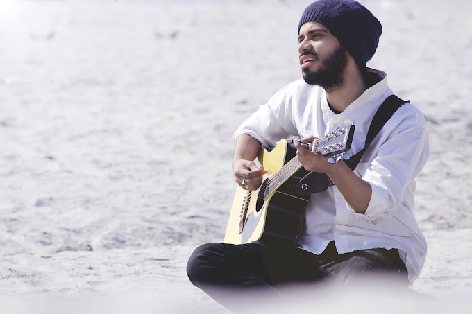 Samrat Awasthi - I Would Say Just Ding in a Bit and You Will Find Your Right Way (Singer/Musician From India)