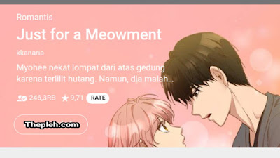 Just For a Meowment Naver