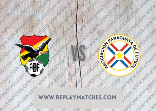 Bolivia vs Paraguay Highlights 14 October 2021
