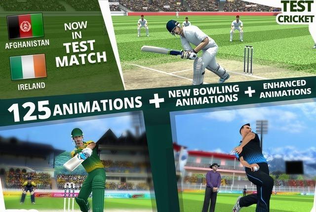 World Cricket Championship 2: Iphone and Ipad game