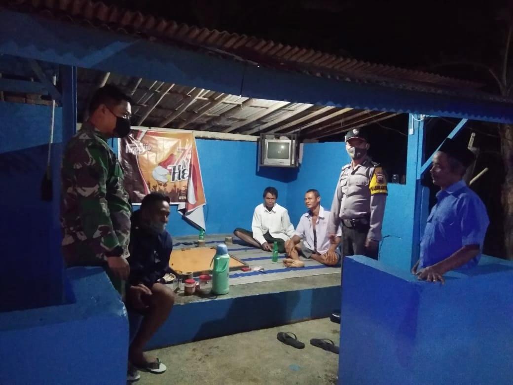 Warga di Karanggayam Aktifkan Ronda Malam