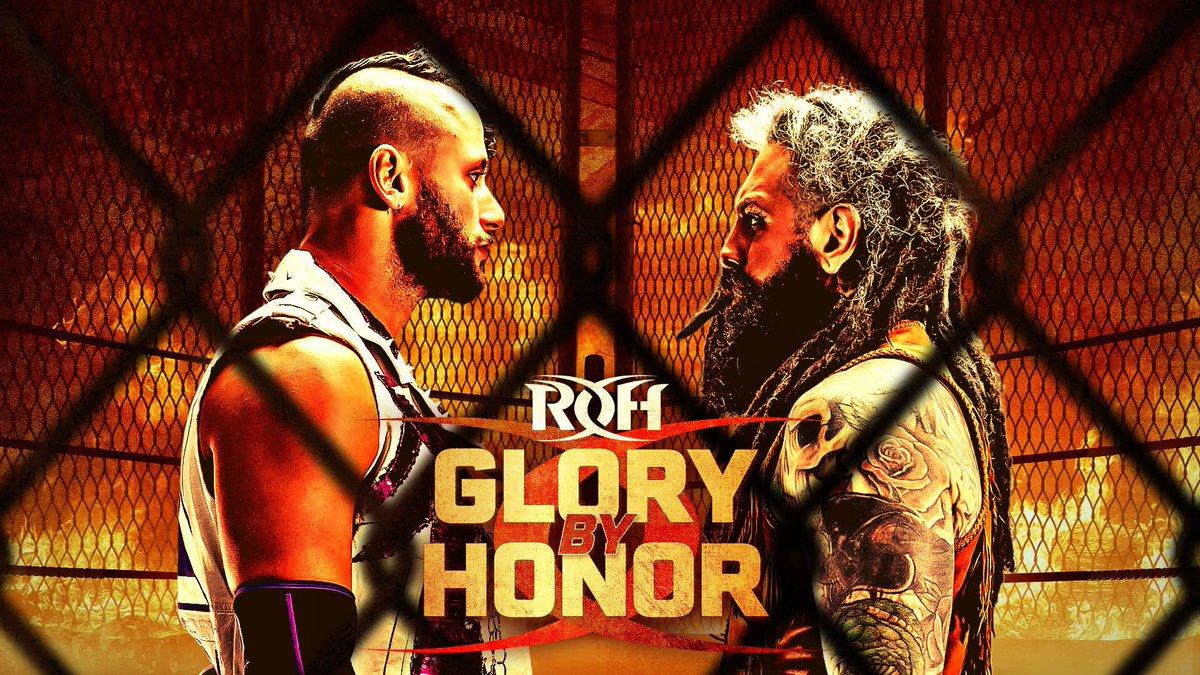 Cobertura: ROH Glory By Honor 2021 – Noite 2 – Vida em jogo!