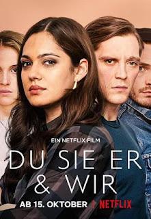 The Four of Us [2021] [CUSTOM HD] [DVDR] [NTSC] [Latino]