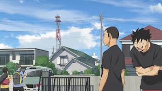 ハイキュー!! アニメ 2期4話 黒尾鉄朗 | HAIKYU!! Season2 Episode 4