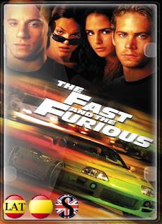 Rápido y Furioso (2001) HD 1080P LATINO/ESPAÑOL/INGLES