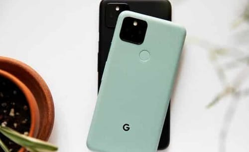 Google stopped making the Pixel 5 before the launch of the Pixel 6