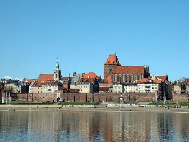 Medieval Town of Toruń Poland