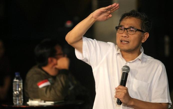 Saat SBY Jadi Presiden, Budiman Sudjatmiko Mengaku Pernah Bela SBY dari Kritikan Perwira