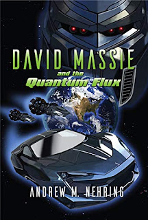 David Massie and the Quantum Flux - a middle grade sci-fi romp by Andrew Nehring - book promotion sites