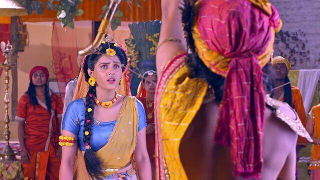Radha Krishn: Star Bharat Radha Krishn - Session 4 Episode E255 12th October 20