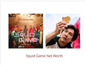 Squid Game Net Worth