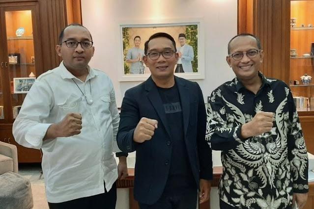 Rekat Indonesia Menyatakan Ridwan Kamil Layak Menjadi Presiden 2024, Ini 4 Alasannya