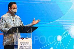 Anies Baswedan Sebut Polusi Udara Tak Direlokasi ke Ibukota Baru di Kaltim