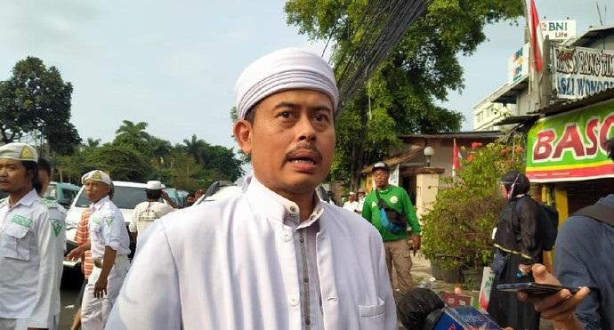 FPI Masuk Daftar Organisasi Hitam Facebook, Slamet Maarif: Saya Curiga Ini Ulah Rezim Jokowi Lagi!