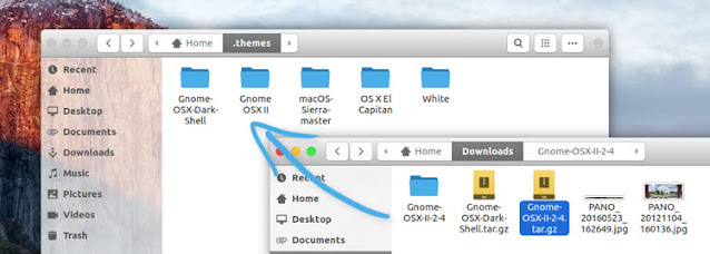 Cómo hacer que Ubuntu se vea como Mac OS