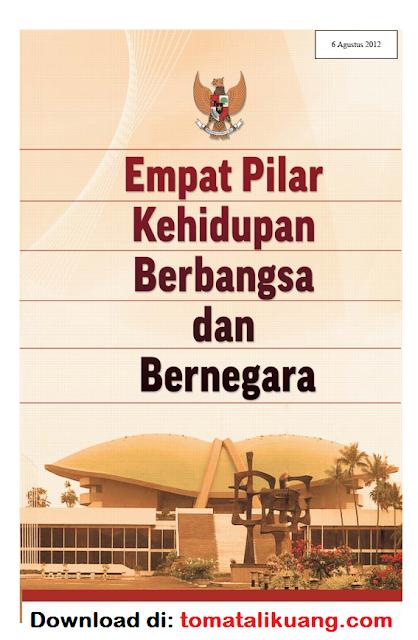 buku empat pilar kehidupan berbangsa dan bernegara indonesia mpr pdf tomatalikuang.com